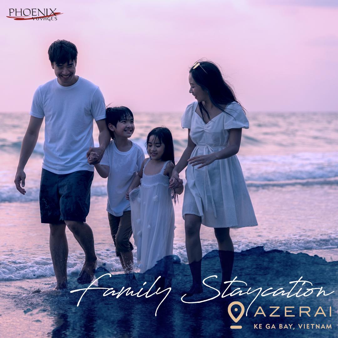 Family Staycation Azerai Ke Ga Bay 5 sao