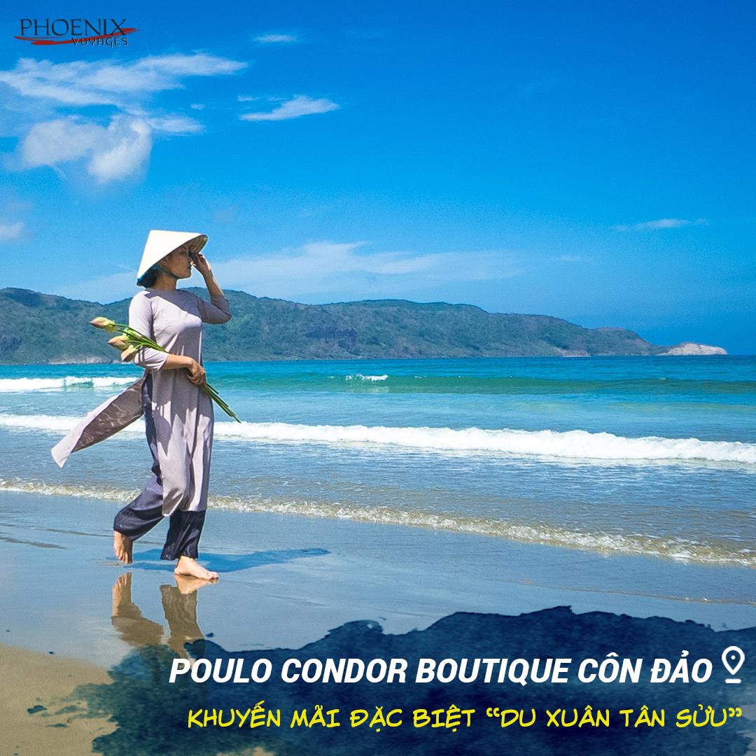 Poulo Condor Boutique Resort & Spa 4* Côn Đảo