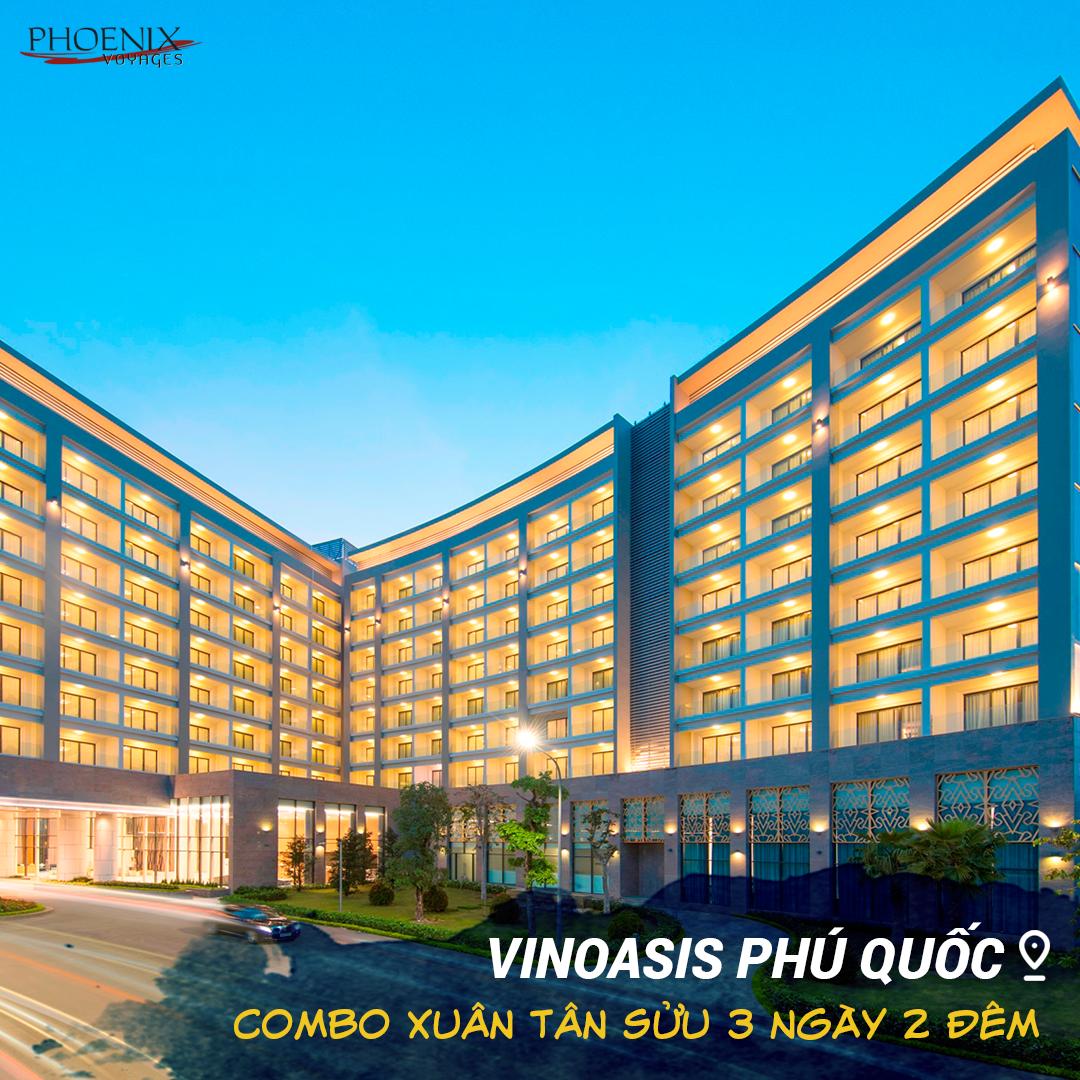 Combo Vinoasis Phú Quoc 5 sao