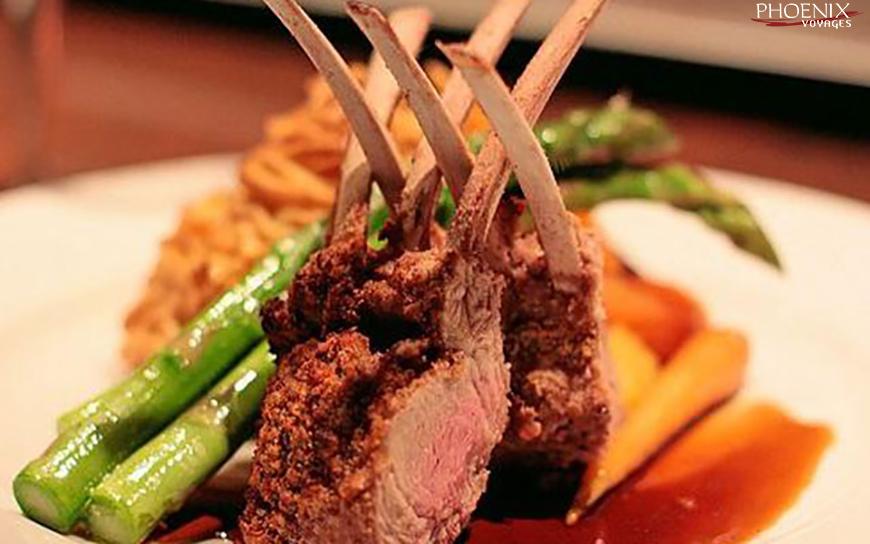 Thịt dê thịt cừu Ninh Thuận